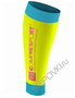 COMPRESSPORT компрессионные гетры FLUO R2-FL1100